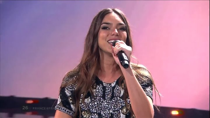 Alma - Requiem (France) LIVE at the Eurovision 2017