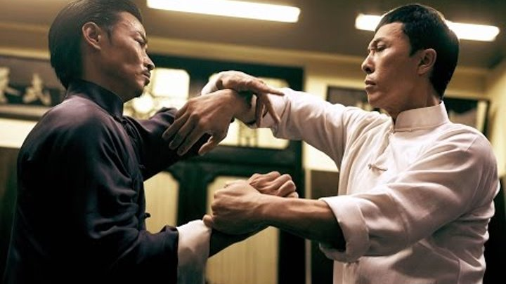 Ip Man 3 - Donnie Yen 甄子丹 - final fight scene