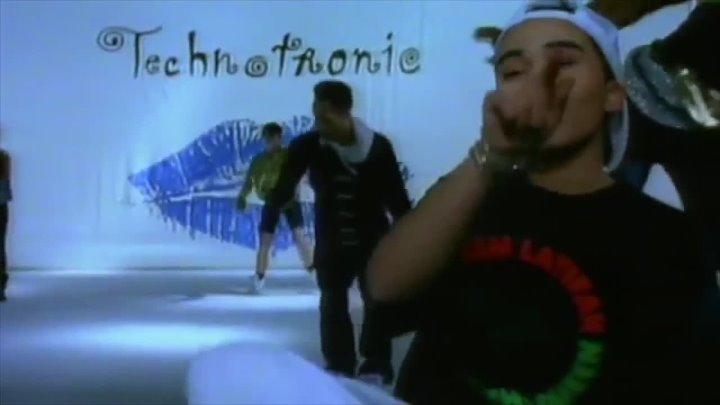 Technotronic - Get Up '98 (Clubbing Mix) EDICION by F׃J