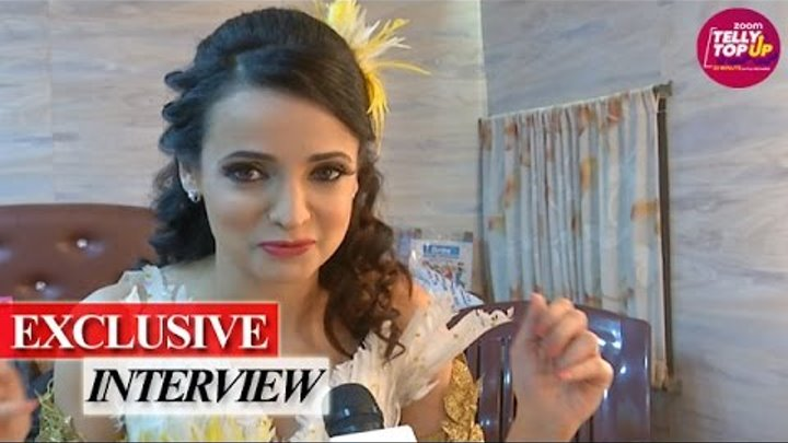 Sanaya Irani Is Excited For Her Dance Performance At Star Parivaar Awards 2017 | Exclusive