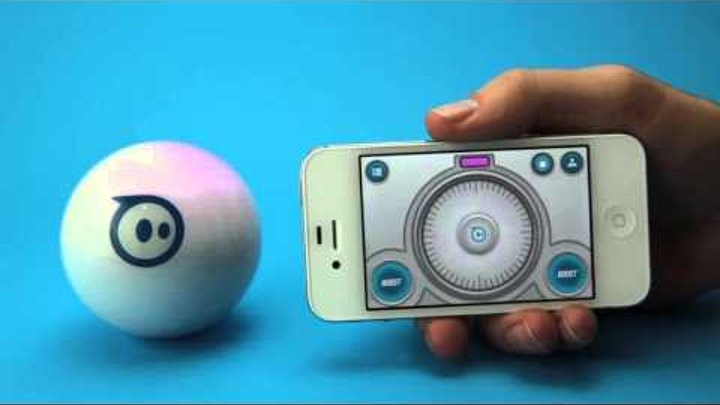 Sphero Guided Tour YouTube 720p Прикол 2016