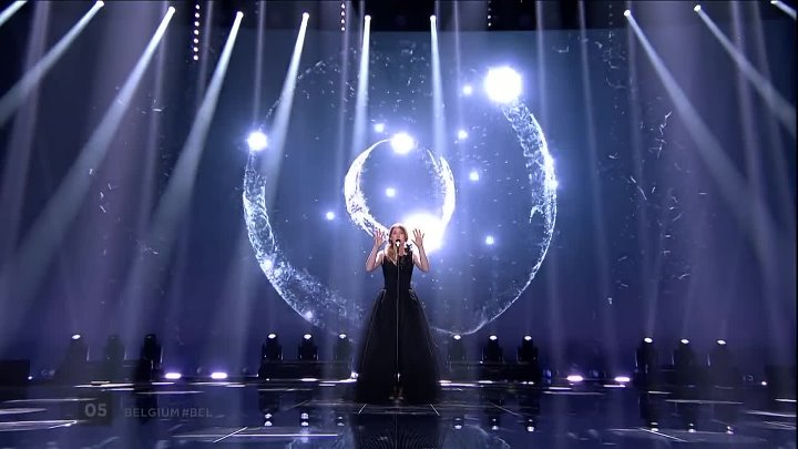 Blanche - City Lights (Belgium) LIVE at the Eurovision 2017