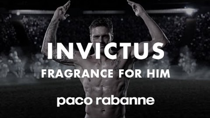 INVICTUS - The new fragrance by Paco Rabanne - TV Spot 45s - EN #