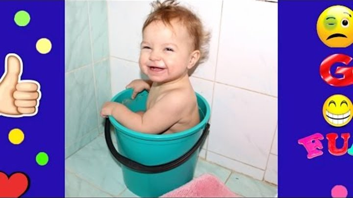 TRY NOT TO LAUGH CHALENGE! CUTE FUNNY BABY COMPILATION 2017 KIDS VINES PART 1