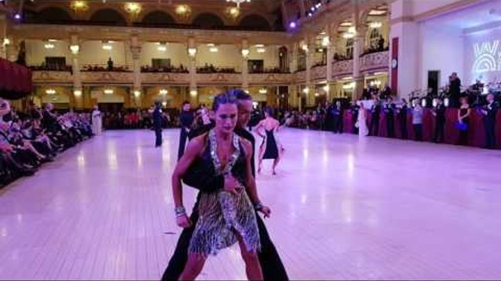 Nino Langella & Andra Vaidilaite | WDC DPA World Open 2017 | Professional Latin final – Rumba