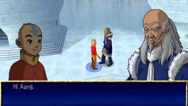 Avatar: Legend of Aang The PPSSPP v.1.1.1 on Nvidia Shield Tablet (Android)