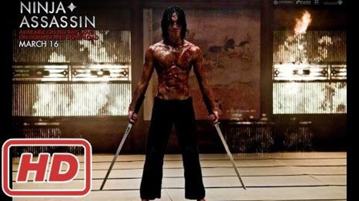 Best Action Chinese Movie Ninja Assassin hindi dubbed movies 2016 ful movie hollywood #7