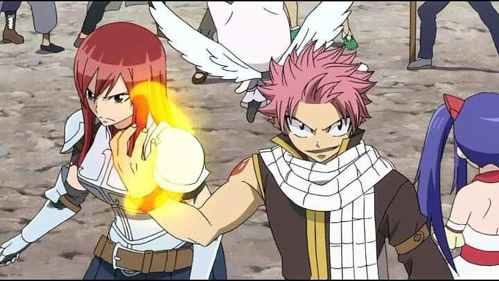 Fairy Tail the Movie Phoenix Priestess - Available Now - Trailer