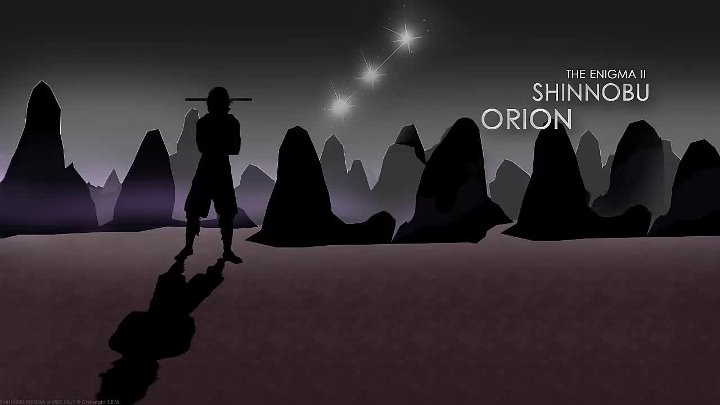 Enigma - ORION (Enigmatic Song 2017) Shinnobu