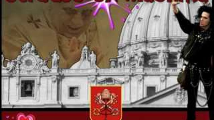 Strauss ex Machina - Vacation in the Vatican
