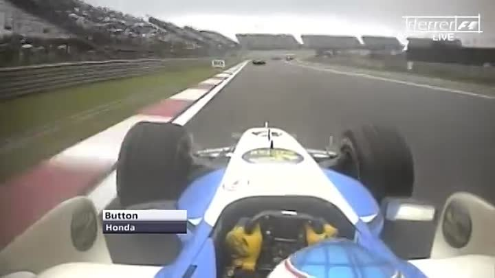 F1 Onboard Highlights - F1 2006 - R16 - Chinese Grand Prix