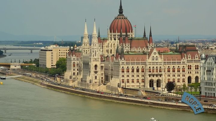 Top 5 things to do in Budapest, Hungary in 4K