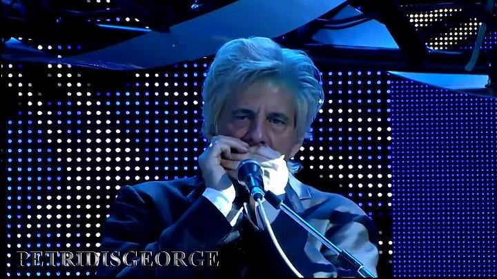 ROD STEWART Reason To Believe LIVE in Concert - PETRIDISGEORGE 2017