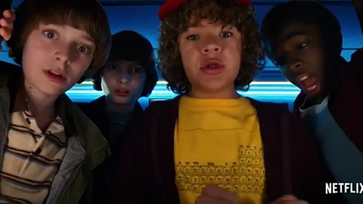 Stranger Things Season 2 Comic Con Thriller Trailer [HD] Netflix
