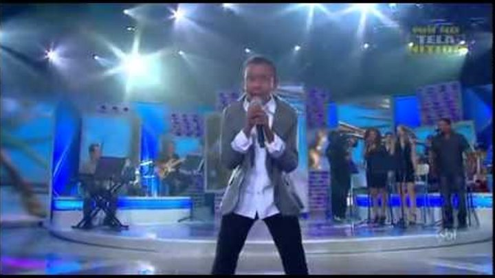 Jotta A and his winner song WE ARE THE WORLD