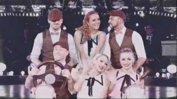 Professional Charleston - Strictly Come Dancing 2011