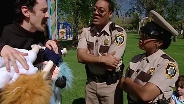 Reno 911 s02e15 - Department Investigation (Part 1)