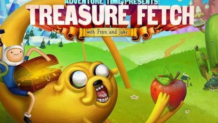 Treasure Fetch: Adventure Time - Погоня за сокровищами на Android(Review)