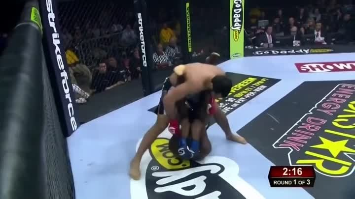 MMA / Gegard Mousasi [The Armenian Assassin] - Mega Highlight / 2013