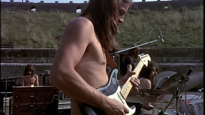 Pink Floyd - Echoes (Live at Pompeii HD)