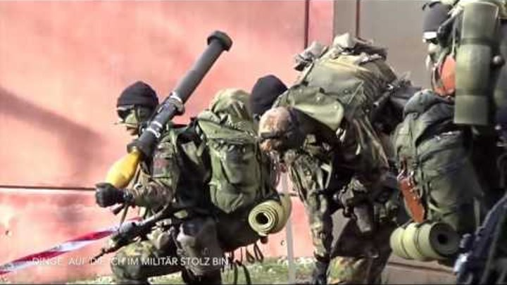 Swiss Army Special Forces - Grenadier Isone
