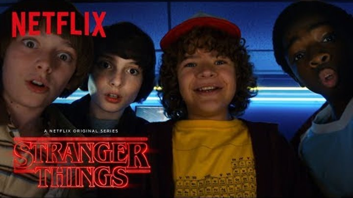 "Stranger Things | Season 2 Comic Con ""Thriller"" Trailer [HD] 