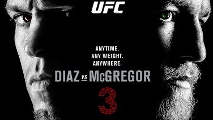 Conor McGregor vs Nate Diaz 3 | Trilogy Fight Promo || Here we go again