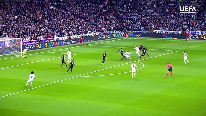 UEFA Champions League 2016-2017 - Top 10 Goals