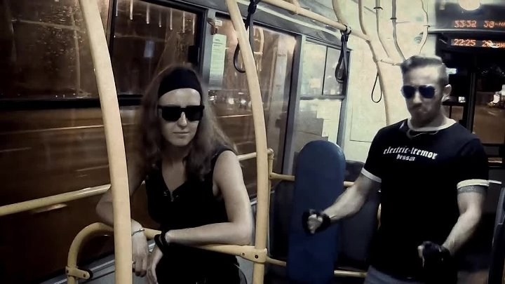 STRONG PRODUCT - Trolleybus park (2017) Official Video