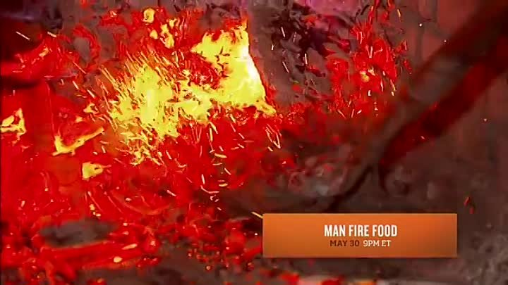 Man Fire Food (6 сезон)