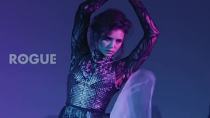 Teaser vid from our cover shoot with Nina Dobrev