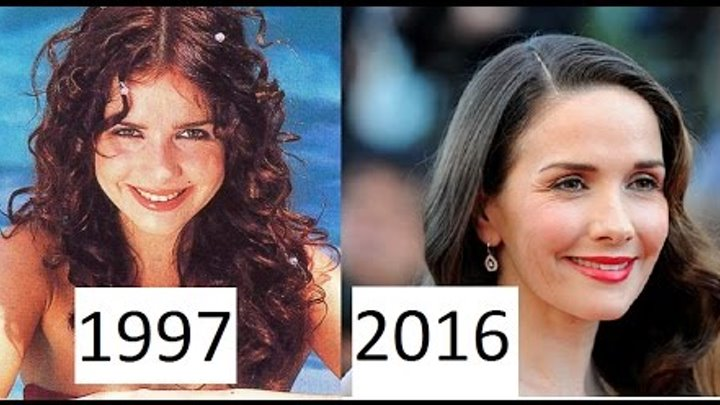 Time has not spared Natalia Oreiro. Wild Angel 20 years later. Дикий Ангел 20 лет спустя.