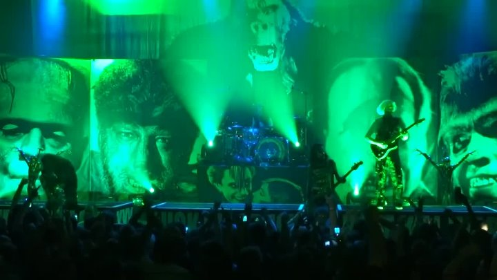 Rob Zombie - Living Dead Girl - Live 4/29/14.