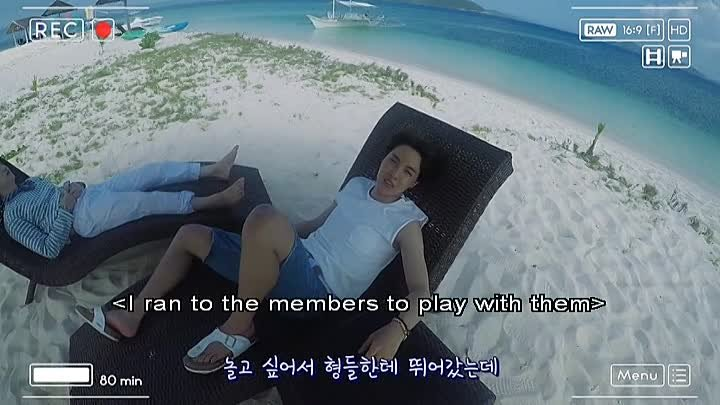 BTS - Summer Package 2017 [Eng Sub]