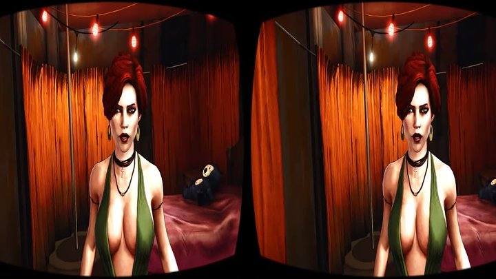 VR Sexy 3D Horror Shooter VR Video 3D SBS [Google Cardboard VR Box 360] Virtual Reality Game VR 3D.mp4