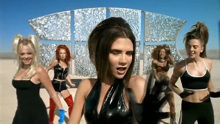 Spice Girls - Say You'll Be There (1996)