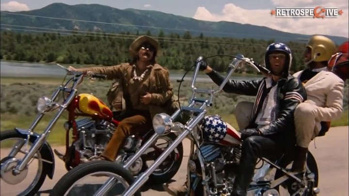 Steppenwolf - Born To Be Wild (Easy Rider) (1969) HD video