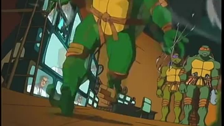 TMNT - I'll make a man out of you