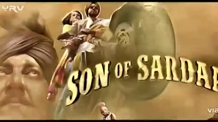 Son Of Sardaar - Title Track Promo [Exclusive].mp4