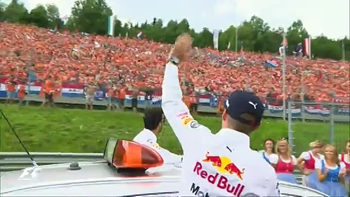 F1 2017 - 09 Austrian GP Official Race Edit