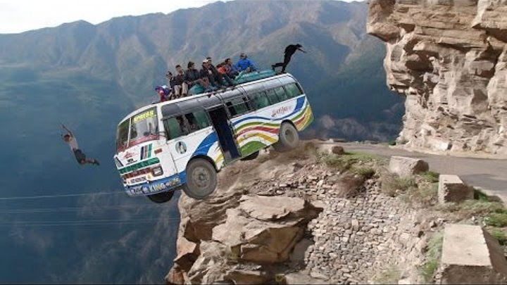 TOP 5 Dangerous Roads in Himalaya You Would Never Want to Drive On