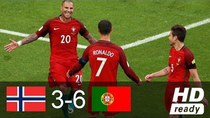 Hungary vs Portugal 3:6 - All Goals & Extended Highlights RESUMEN & GOLES (LAST 2 MATCHES) HD