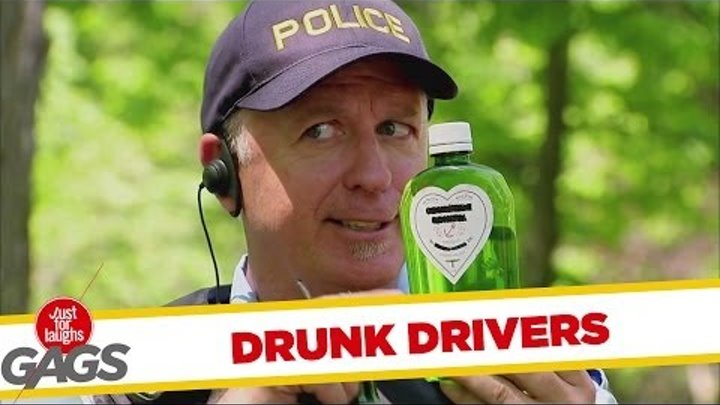 Drinking and Driving Prank