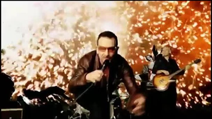 U2 — Get On Your Boots (ТНТ)