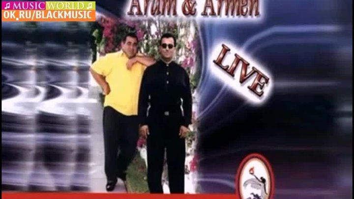 Aram Asatryan - Dardics Heraca (Sharan) (Feating Armen) 【LIVE】 HD © BLACK ♫ MUSIC
