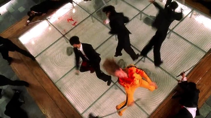 Kill Bill Vol. 1 La venganza (2003) HD 1080p Latino.mkv