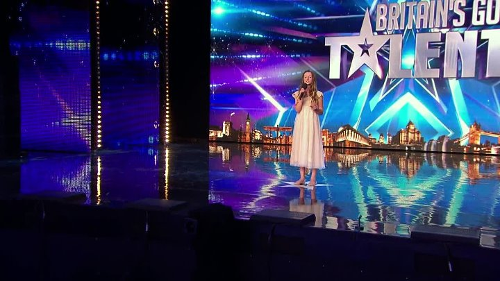 Could singer Maia Gough be the one to watch- - Britain's Got Talent 2015