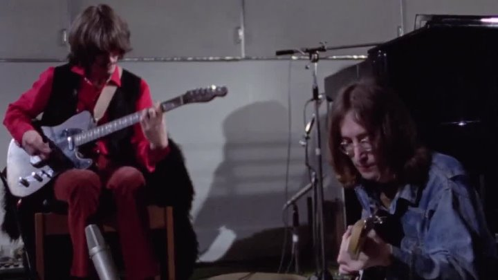 The Beatles- The Long And Winding Road Original Video 1969