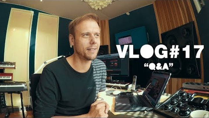 Armin VLOG #17: Very first fan video episode!