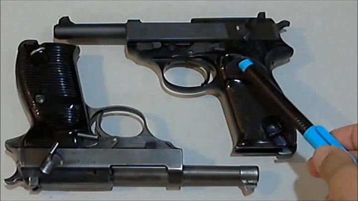 Walther P38
